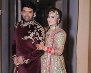Comedian Kapil Sharma and Ginni Chatrath blessed with baby girl