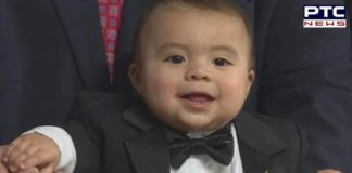 America: Seven-month-old baby becomes youngest mayor