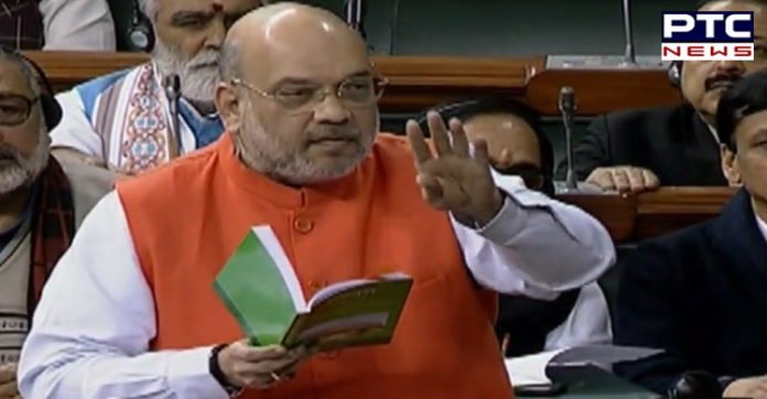 This Bill is not against minorities: Amit Shah on Citizenship Amendment Bill in Lok Sabha