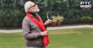 pm modi was excited about Solar Eclipse 2019 , share best picture