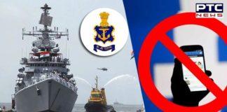 Indian Navy bans Facebook, use of smart phones at naval bases