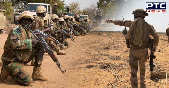 Niger Military Camp Attack , 71 Niger Soldiers Killed