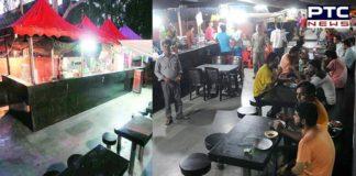 Chandigarh: Night Food Street to open next week