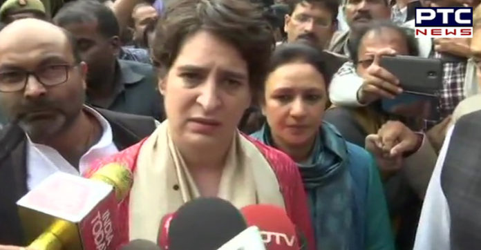 Unnao Rape Survivor Death: Priyanka Gandhi Vadra meets victim's family