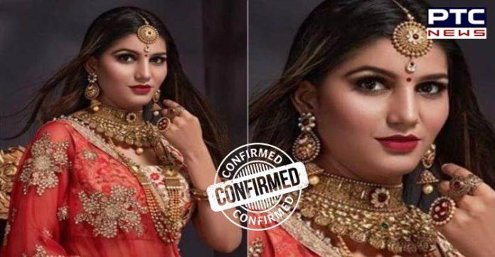 Sapna Choudhary Wedding: Haryanavi sensation all set to tie knot in 2020 [CONFIRMED]