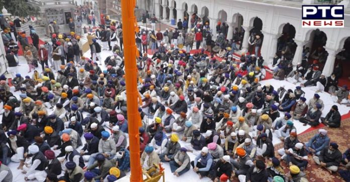 Shiromani Akali Dal 99th Foundation Day Sri Akhand Paath Sahib Bhog Amritsar