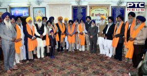 SGPC Retired Officers and Employees Honored Rs 31-31 thousand