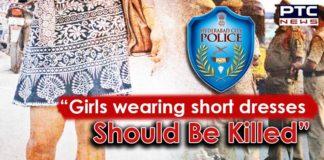 [SHAMEFUL] Girls wearing short dresses should be killed, says on-duty Gurugram policeman