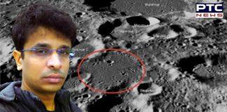 Chandrayaan 2: Chennai-based Shanmuga Subramanian finds Vikram Lander