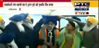 Sukhbir Singh Badal is President of SAD for third consecutive time