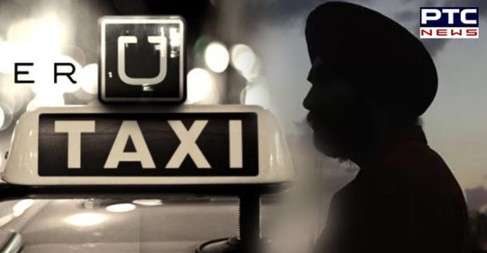 US Uber Sikh driver Attack on racial grounds by passenger