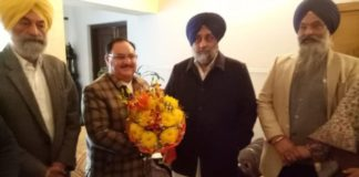 Shiromani Akali Dal supports BJP in Delhi Elections