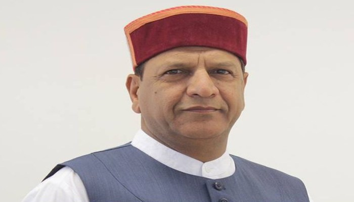 Dr. Rajeev Bindal will be the next president of Himachal BJP