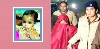 Chandigarh Murder Case , Mother killed son, found dead in bed box