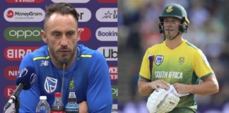 AB de Villiers T20I return , Faf du Plessis on AB De Villiers , PTC News