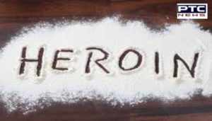 Fazilka : BSF 20 crore heroin recovered from India-Pak border