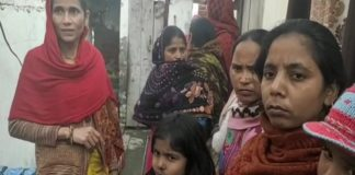 5 children and 2 women scorched due to high tension wires