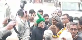 INLD Leader OP Chautala on JJP Leader Dushyant Chautala removal from party hi