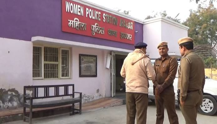 Woman reached police station to complaint about her in laws after consuming poison