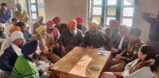 SAD Delegation in Madhya Pradesh , Provide Compensation to Sikhs