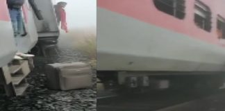 Lokmanya Tilak Express derailment , Cuttack train accident , Odisha news
