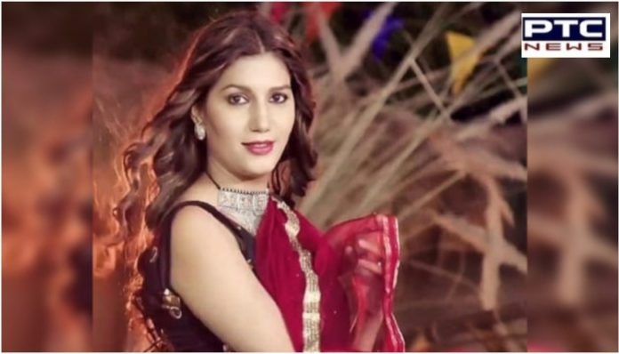 Finally! Sapna Choudhary shares first picture with her baby boy