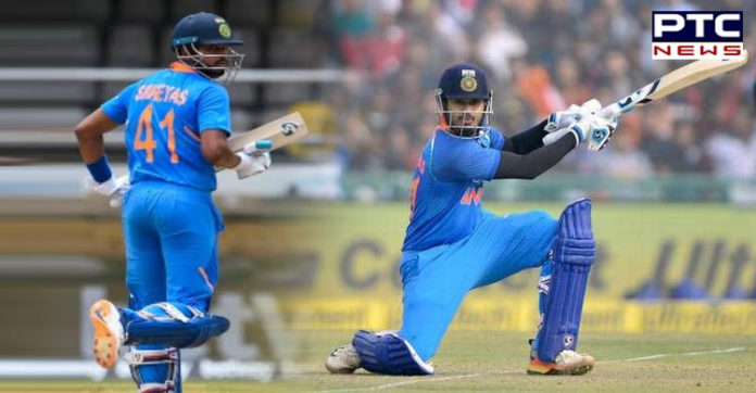 NZ vs IND 1st T20 , Shreyas Iyer , KL Rahul , India defeated New Zealand