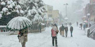 Snowfall Prediction in Himachal