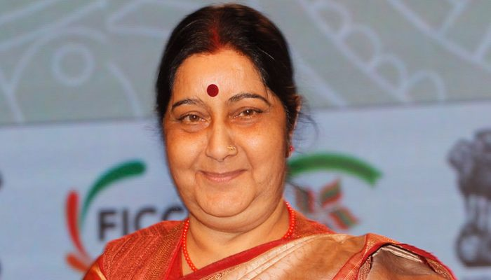 Ambala city bus stand will be named after Sushma Swaraj