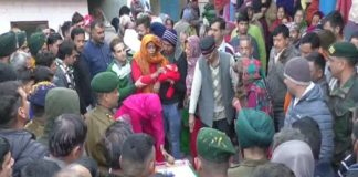 martyred-varun-kumar-sharma mother died after one day of his cremation hi