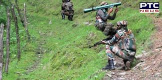 Jammu and Kashmir Tral Encounter , 2 Militants Killed, 2 Jawans Injured