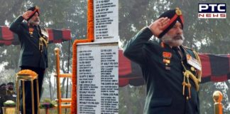Western Command celebrates 72nd Army Day at Chandimandir