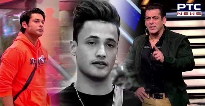 Bigg Boss 13 , Salman Khan , Siddharth Shukla vs Asim Riaz