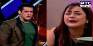 Salman Khan bashes Shehnaz Gill , Bigg Boss S13 Update ,PTC News