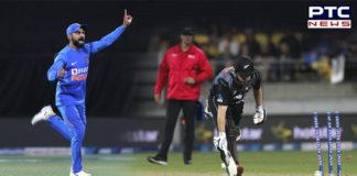IND vs NZ 4th T20 Super Over Wellington , India vs New Zealand