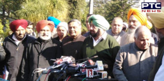 Punjab All Party Meeting , Captain Amarinder Singh , Water Issues