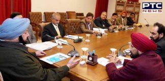Captain Amarinder Singh led Punjab Cabinet okays enactment of water resources management ordinance