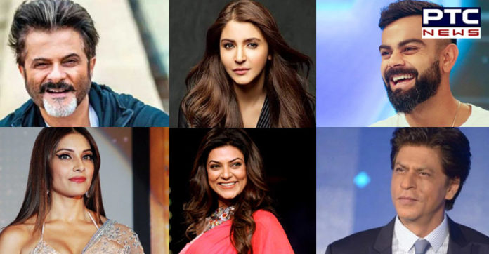Happy New Year 2020: Bollywood stars welcome New Year, congratulations to Fans