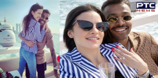Hardik Pandya gets engaged to girlfriend Natasa Stankovic [PHOTOS]