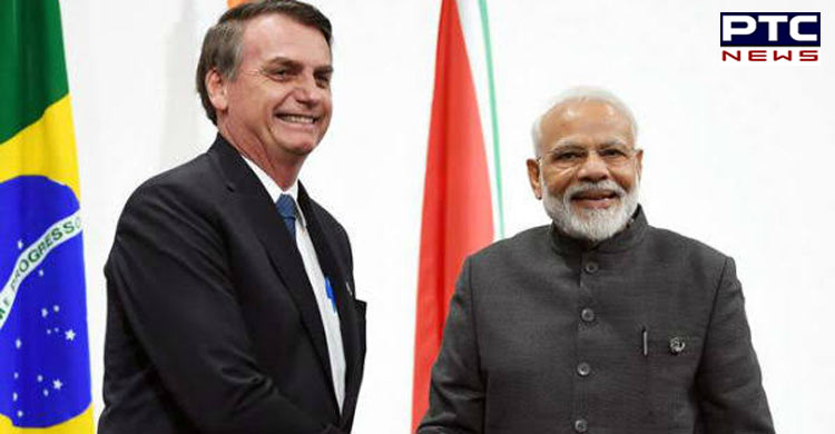 Deep similarity in thinking of India and Brazil, PM Narendra Modi