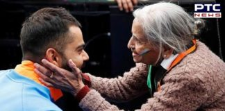 Charulata Patel passed away , Virat Kohli fan , Rohit Sharma , PTC News