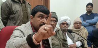 Balraj Kundu Threat to Haryana CM Manohar Lal Khattar