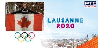 2020 Winter Youth Olympic Games: Lauren Rajala to lead Canada at the Opening Ceremony