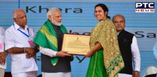 Krishi Karman Award Harinder Kaur , PM Narendra Modi , Punjab News