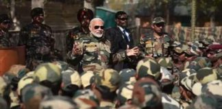 ARMY DAY | PM SALUTES THE COURAGE AND VALOUR OF INDIAN ARMY PERSONNEL