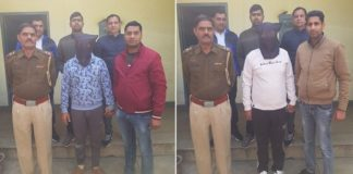Delhi's most-wanted criminals arrested hn
