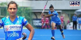 Rani Rampal wins The World Games Athlete of the Year 2019 award