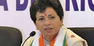 Kumari Selja on SYL water, Will not back down in taking rights