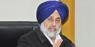 SAD Sukhbir Badal to Captain Amarinder on Punjab Riparian Rights | SYL