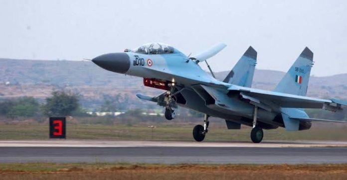 BrahMos Sukhoi-30 MKI squadron   Air Chief Marshal RKS Bhadauria